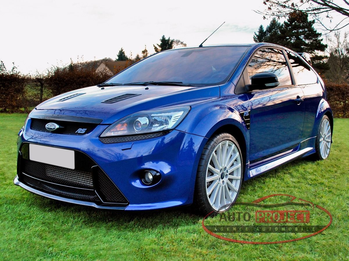 ford focus rs occasion guide occasion ford focus ii rs speedfans ford focus rs 2009 occasion. Black Bedroom Furniture Sets. Home Design Ideas