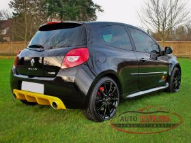 RENAULT CLIO III 2.0 16V 203 RS RED BULL RACING RB7 N°296