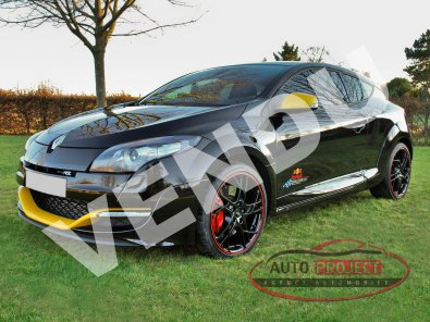 100 - 0 - RENAULT MEGANE III COUPE 2.0 TURBO 265 RS RED BULL RACING N°275
