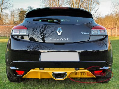 RENAULT MEGANE III COUPE 2.0 TURBO 265 RS RED BULL RACING N°275 - 4