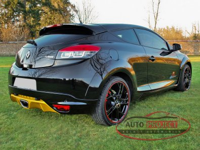 RENAULT MEGANE III COUPE 2.0 TURBO 265 RS RED BULL RACING N°275 - 5
