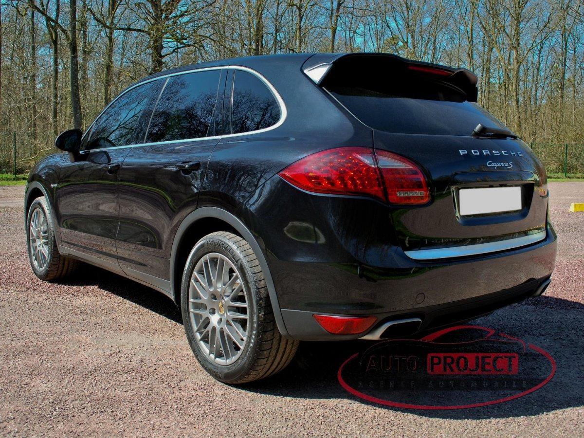 Porsche Cayenne A Vendre >> PORSCHE CAYENNE II 3.0 V6 380 S HYBRID - Voiture d'occasion disponible à EVREUX (27000) - AUTO ...