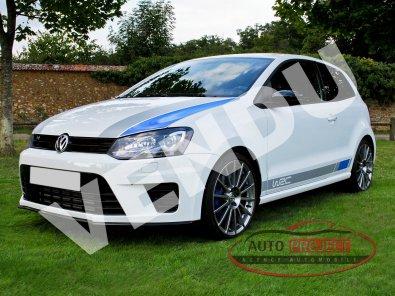 110 - 0 - VOLKSWAGEN POLO V 2.0 TSI 220 R WRC N°1813