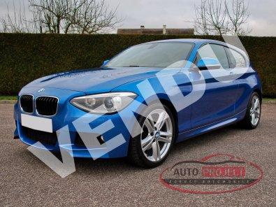 113 - 0 - BMW SERIE 1 F21 125D 218 M SPORT