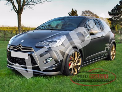 116 - 0 - CITROEN DS3 1.6 THP 202 RACING GOLD MAT