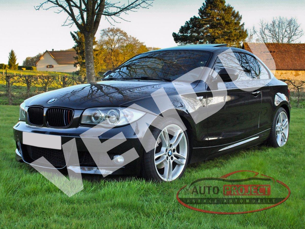 Bmw Serie 1 Coupe E82 120d 197 Edition Performance Voiture D