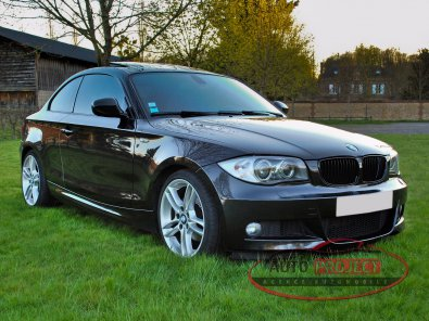 BMW SERIE 1 COUPE E82 120D 197 EDITION PERFORMANCE - 7