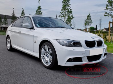BMW SERIE 3 E90 320D XDRIVE 184 EDITION SPORT - 7