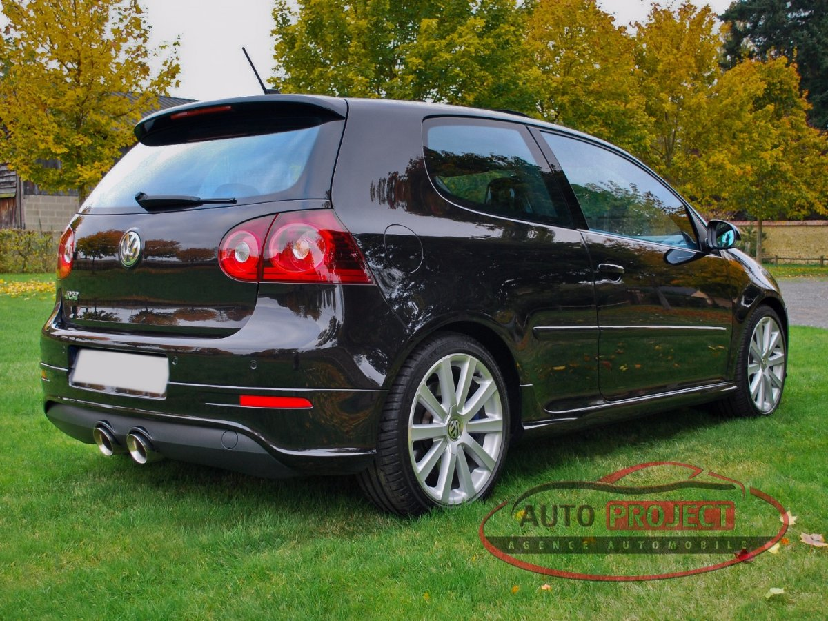 volkswagen golf v 3 2 v6 250 r32 dsg voiture d 39 occasion evreux 27000 auto project agence. Black Bedroom Furniture Sets. Home Design Ideas