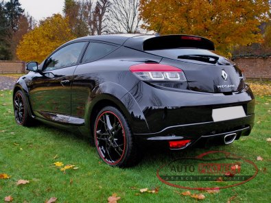 RENAULT MEGANE III COUPE 2.0 TURBO 265 RS - 3
