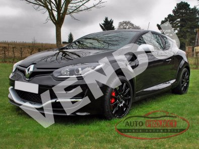 128 - 0 - RENAULT MEGANE III COUPE 2.0 TURBO 275 RS TROPHY N°0047