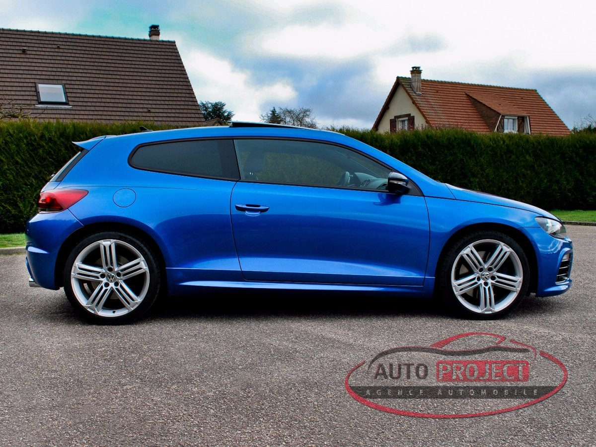 volkswagen scirocco ii 2 0 tsi 265 r voiture d 39 occasion evreux 27000 auto project agence. Black Bedroom Furniture Sets. Home Design Ideas