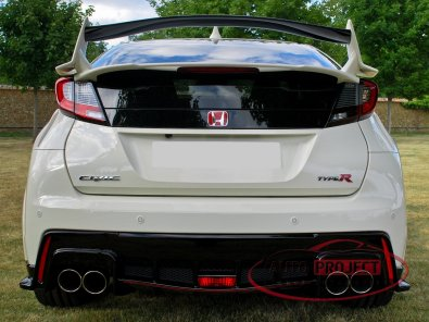 HONDA CIVIC IX 2.0 I-VTEC TURBO 310 TYPE R GT N°4340 - 4