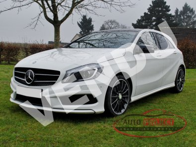 135 - 0 - MERCEDES-BENZ CLASSE A III 220 CDI FASCINATION 7G-DCT