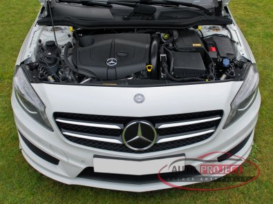 MERCEDES-BENZ CLASSE A III 220 CDI FASCINATION 7G-DCT - 12