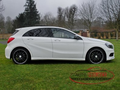 MERCEDES-BENZ CLASSE A III 220 CDI FASCINATION 7G-DCT - 6