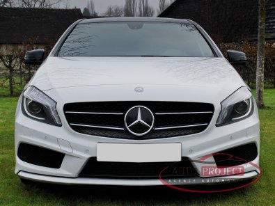MERCEDES-BENZ CLASSE A III 220 CDI FASCINATION 7G-DCT - 8