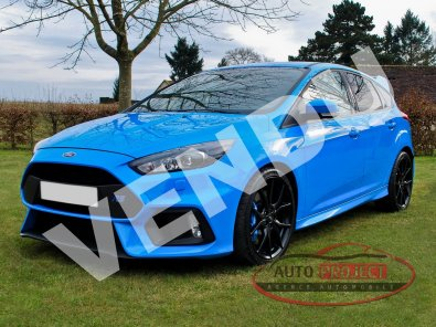 FORD FOCUS III 2.3 TURBO 350 RS - 1