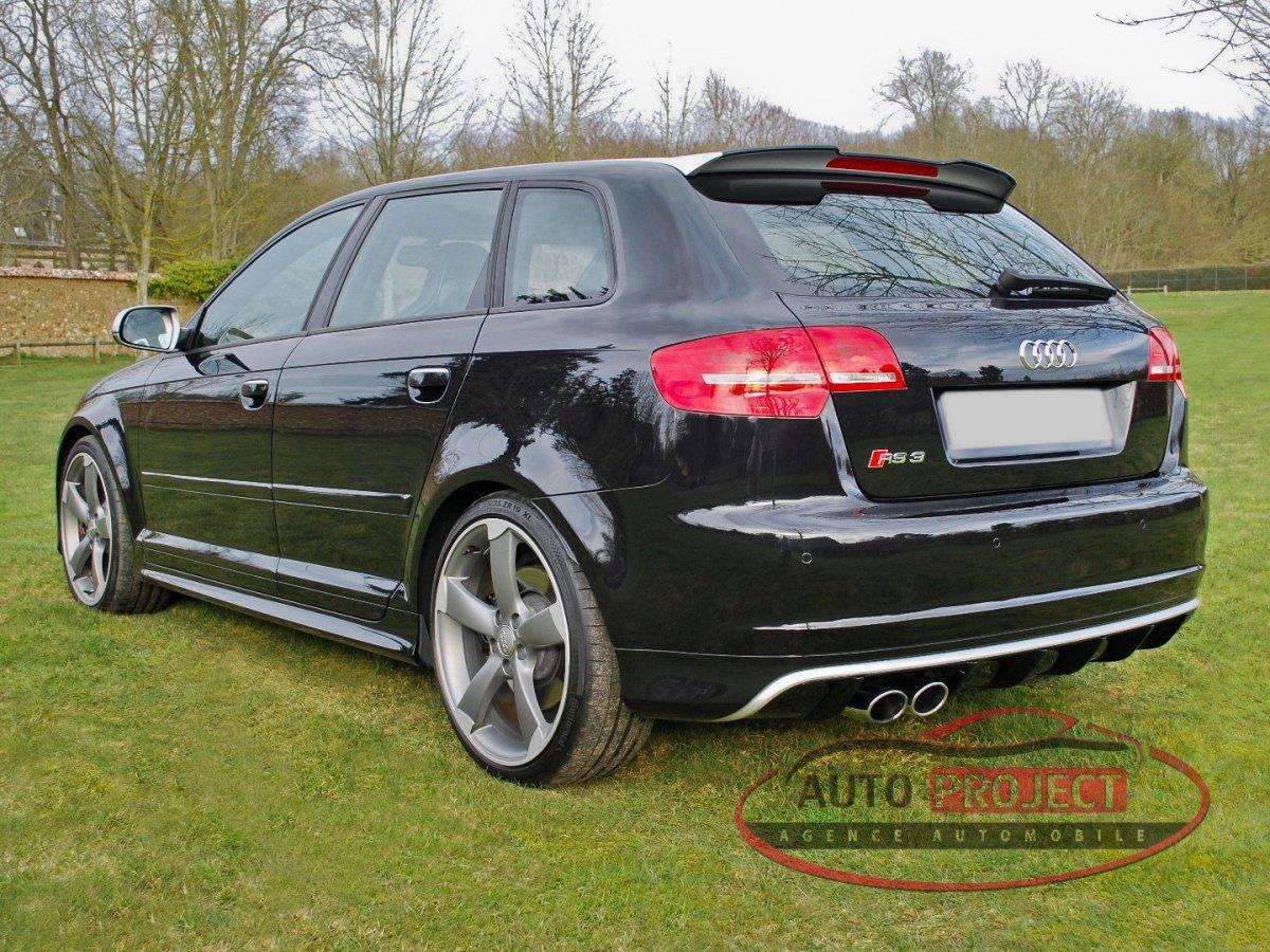 audi rs3 sportback 2 5 tfsi 340 quattro s tronic 7 voiture d 39 occasion evreux 27000 auto. Black Bedroom Furniture Sets. Home Design Ideas