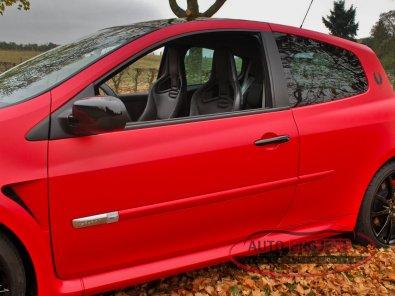 RENAULT CLIO III 2.0 16V 203 RS ANGE & DEMON N°336 - 9