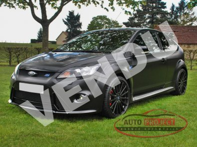 FORD FOCUS II 2.5 TURBO 350 RS500 N°410 - 1