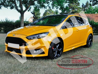 155 - 0 - FORD FOCUS III 2.0 TURBO 250 ST