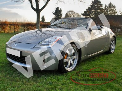 158 - 0 - NISSAN 350Z ROADSTER 3.5 V6 280 PACK - 2 ème main FRANCE