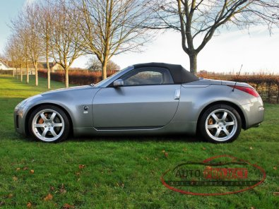 NISSAN 350Z ROADSTER 3.5 V6 280 PACK - 2
