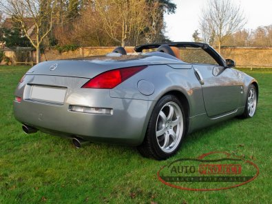NISSAN 350Z ROADSTER 3.5 V6 280 PACK - 5