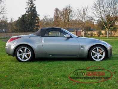 NISSAN 350Z ROADSTER 3.5 V6 280 PACK - 6