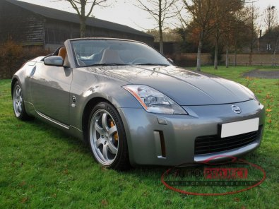 NISSAN 350Z ROADSTER 3.5 V6 280 PACK - 7