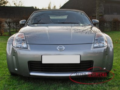 NISSAN 350Z ROADSTER 3.5 V6 280 PACK - 8