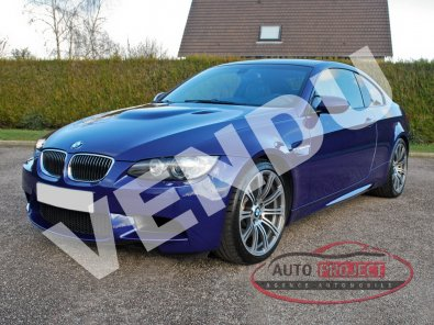 163 - 0 - BMW SERIE 3 E92 M3 COUPE 4.0 V8 420