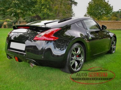 NISSAN 370Z COUPE 3.7 V6 328 40TH ANNIVERSARY - 5