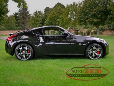 NISSAN 370Z COUPE 3.7 V6 328 40TH ANNIVERSARY - 6