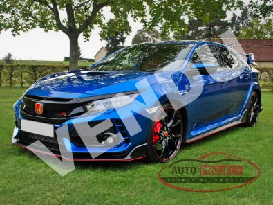 HONDA CIVIC X FK8 2.0 I-VTEC TURBO 320 TYPE R GT N°25919 - 1