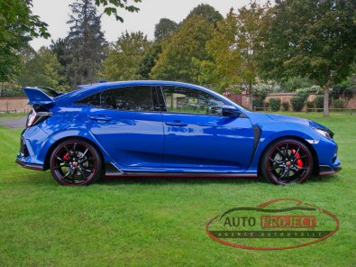 HONDA CIVIC X FK8 2.0 I-VTEC TURBO 320 TYPE R GT N°25919 - 6