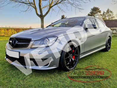 MERCEDES-BENZ CLASSE C III COUPE 63 AMG EDITION 507 SPEEDSHIFT MCT - 1