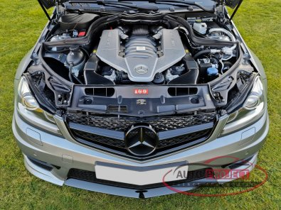 MERCEDES-BENZ CLASSE C III COUPE 63 AMG EDITION 507 SPEEDSHIFT MCT - 12