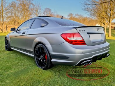 MERCEDES-BENZ CLASSE C III COUPE 63 AMG EDITION 507 SPEEDSHIFT MCT - 3