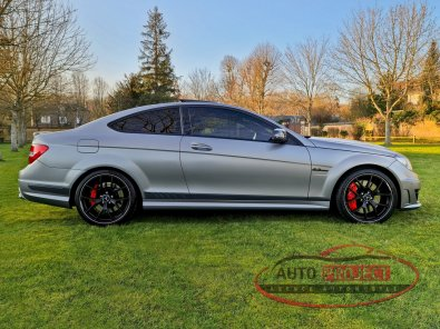MERCEDES-BENZ CLASSE C III COUPE 63 AMG EDITION 507 SPEEDSHIFT MCT - 6