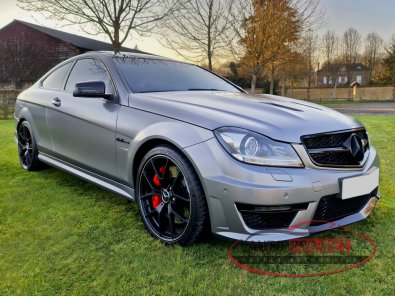 MERCEDES-BENZ CLASSE C III COUPE 63 AMG EDITION 507 SPEEDSHIFT MCT - 7