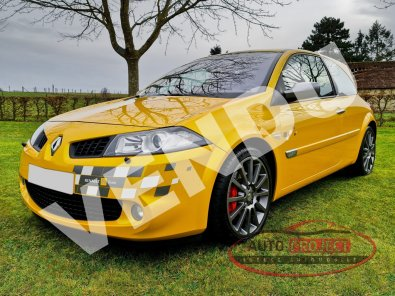 174 - 0 - RENAULT MEGANE II COUPE 2.0 TURBO 230 RS F1 TEAM R26 N°3667