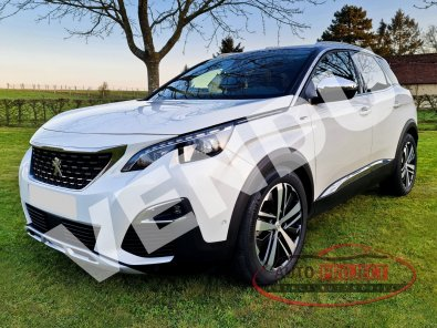 PEUGEOT 3008 II 2.0 BLUE HDI 180 GT EAT8 - 1