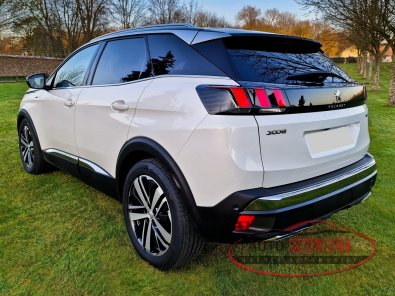 PEUGEOT 3008 II 2.0 BLUE HDI 180 GT EAT8 - 3