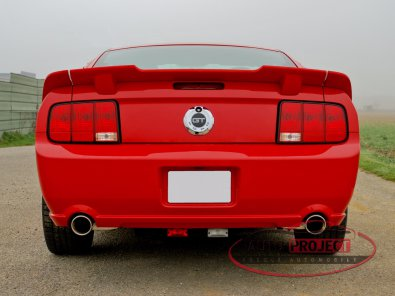 FORD MUSTANG COUPE 4.6 V8 300 GT PREMIUM - 4