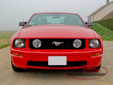 FORD MUSTANG COUPE 4.6 V8 300 GT PREMIUM - 8