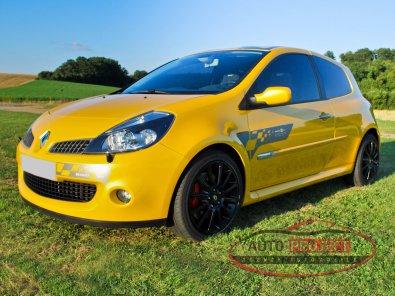 RENAULT CLIO III 2.0 16V 197 RS F1 TEAM R27 N°927 - 1