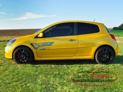 RENAULT CLIO III 2.0 16V 197 RS F1 TEAM R27 N°927 - 2