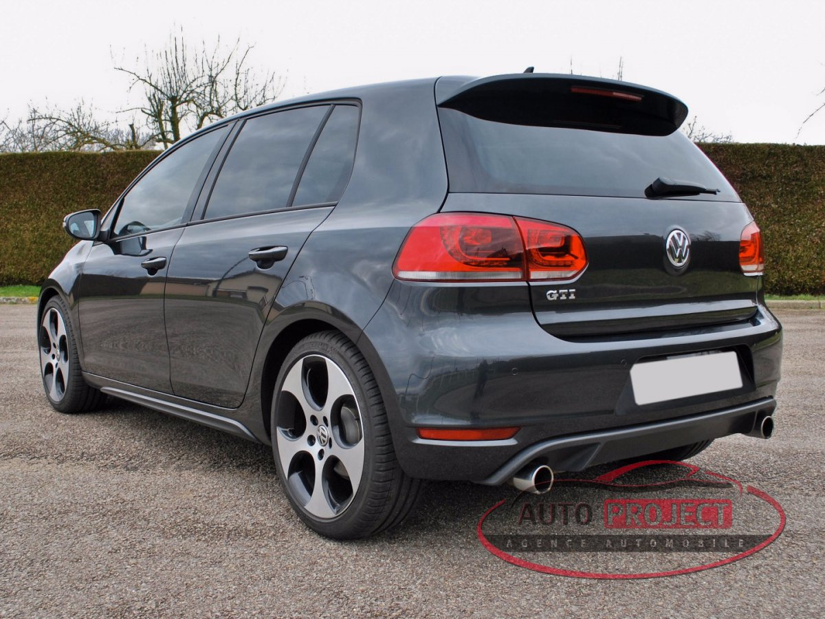 volkswagen golf vi 2 0 tsi 210 gti voiture d 39 occasion disponible auto project agence. Black Bedroom Furniture Sets. Home Design Ideas